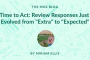 "Time to Act: Review Responses Just Evolved from ""Extra"" to ""Expected"""