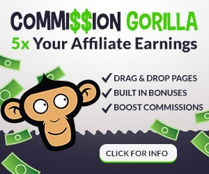 CommissionGorilla300x250 Side Bar Ad